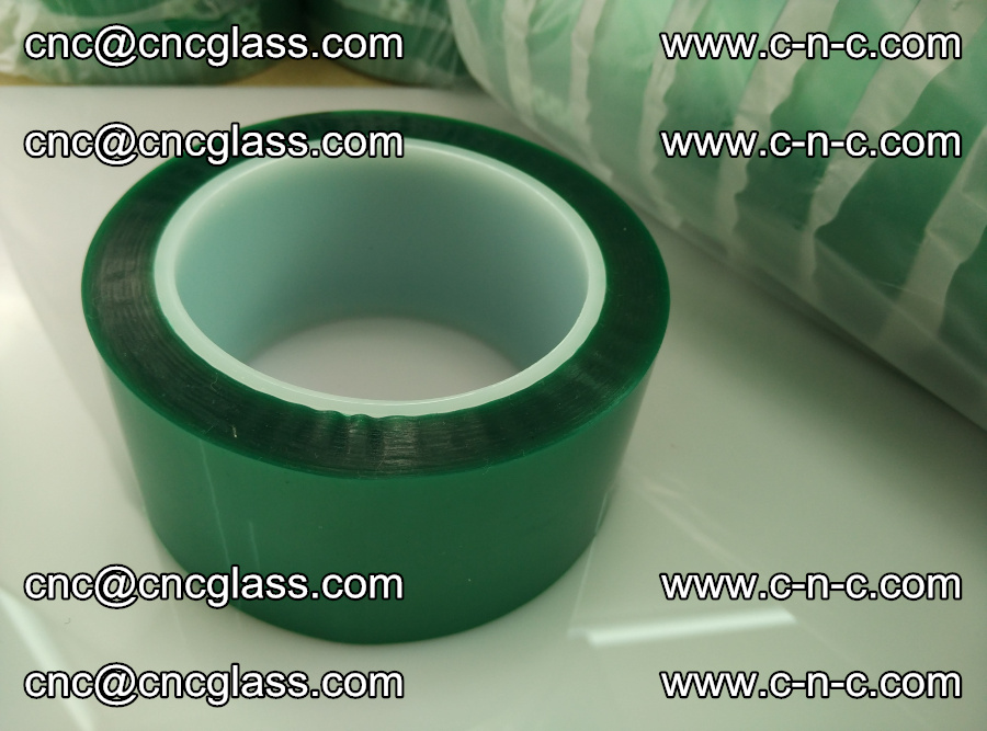 PET GREEN TAPE for safety glazing EVA PVB SGP 20150428 (62)