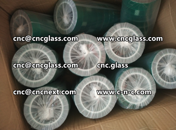 GLAZING GREEN TAPE HIGH TEMPERATURE USAGE (2)