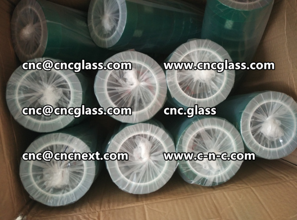 GLAZING GREEN TAPE HIGH TEMPERATURE USAGE (3)