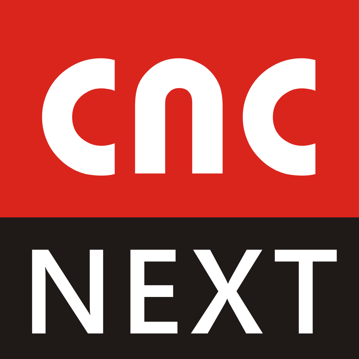 cnc glass logo