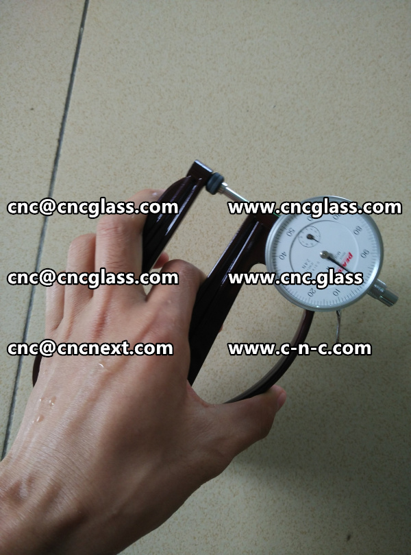EVA GLASS LAMINATION FILM THICKNESS MEASUREMENT TOOL (1)