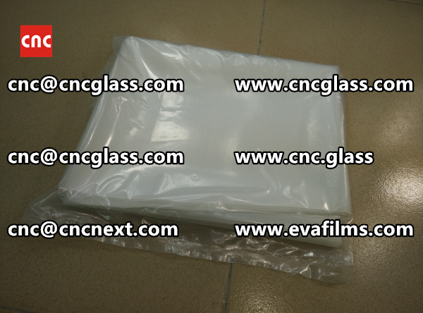 EVA (ethylene vinyl acetate copolymer) interlayer film for decorative laminated glass  (1)