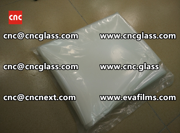 EVA (ethylene vinyl acetate copolymer) interlayer film for decorative laminated glass  (2)
