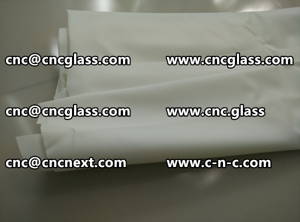 EVA (ethylene vinyl acetate) is a copolymer-based optical interlayer film (1)