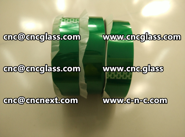 Resistance to chemical attack PET GREEN TAPE (6)