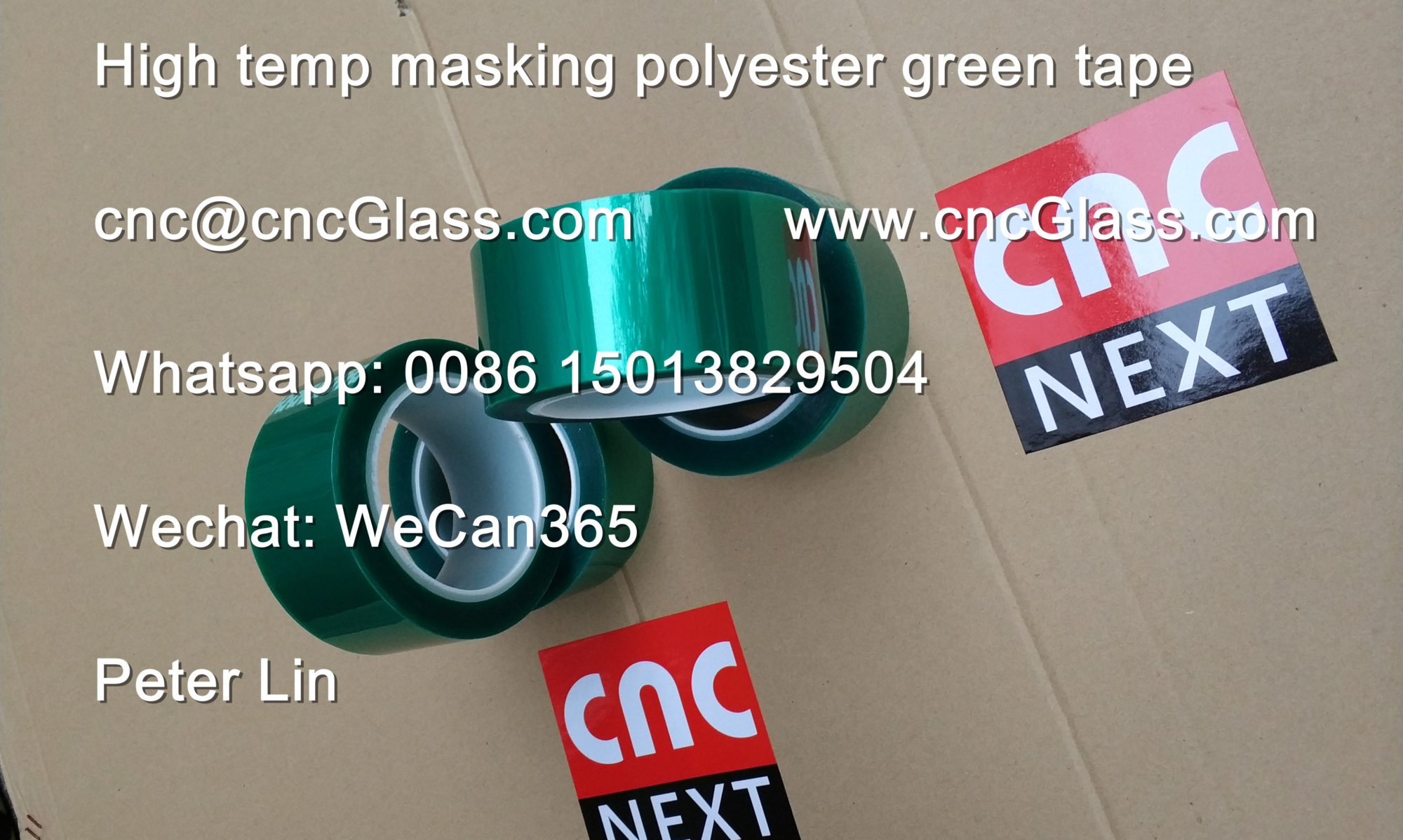 CNCnext TECH High Temperature Masking Tapes